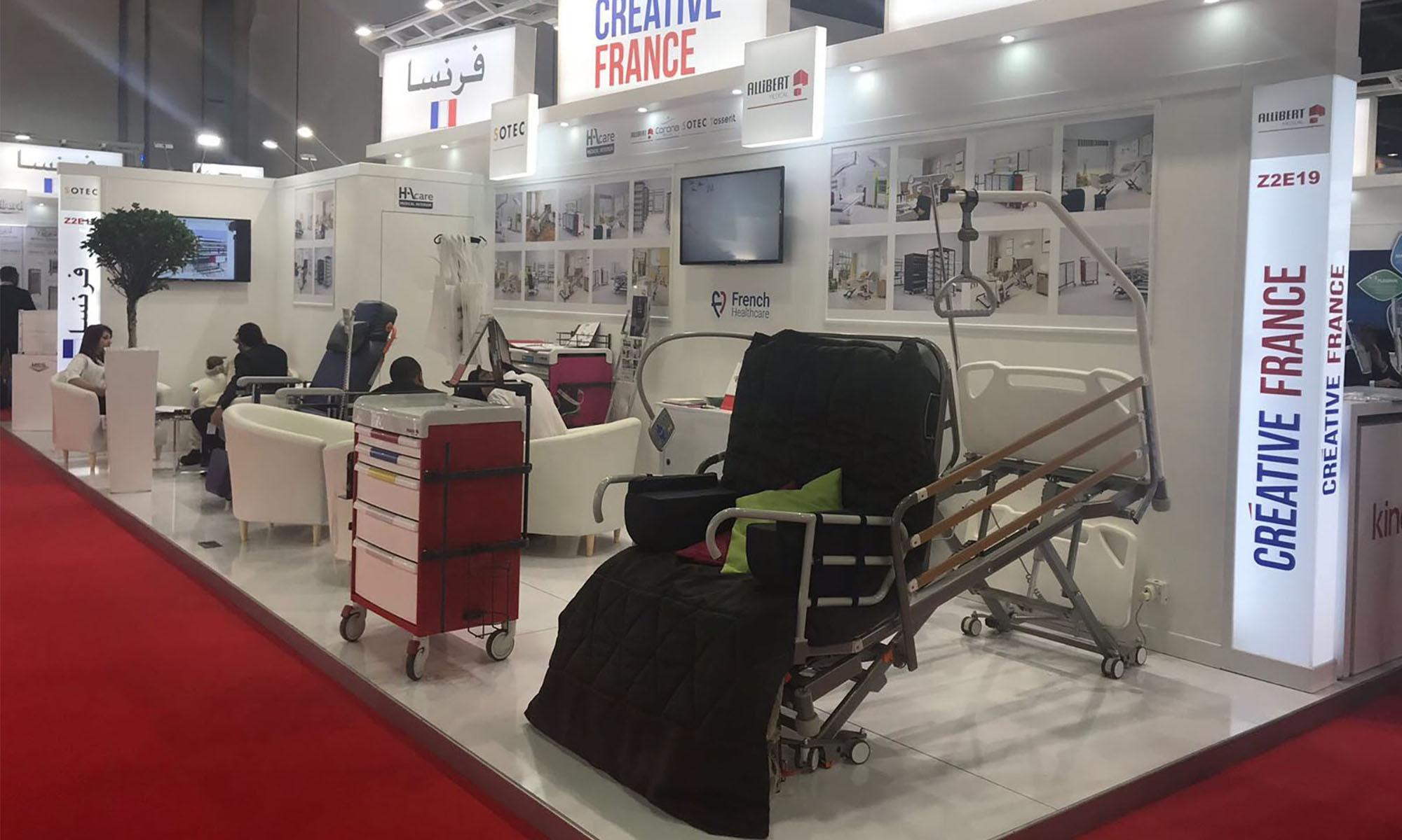 Salon Dubaï
